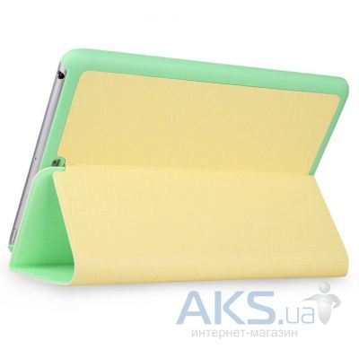 Чехол для планшета Devia Youth for iPad Air Green/Yellow