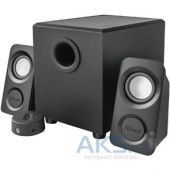 Колонки акустические Trust Avedo 2.1 Subwoofer Speaker Set Black