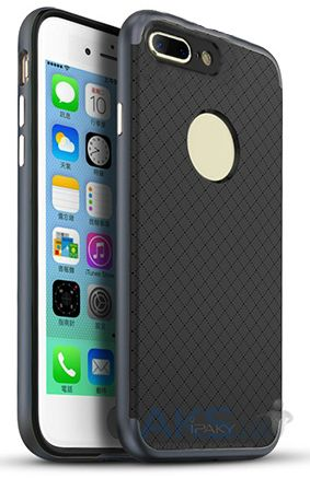 Чехол iPaky Hybrid Series Apple iPhone 7 Plus Black