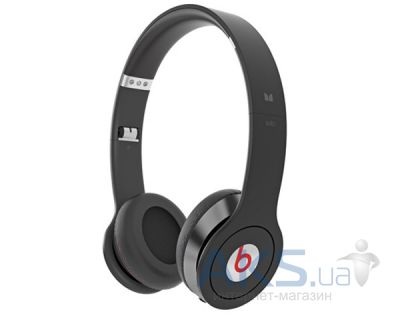 Наушники (гарнитура) Monster Beats by Dr. Dre Solo ControlTalk Black