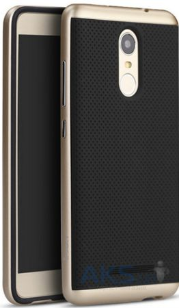 Чехол iPaky Hybrid Series Xiaomi Redmi Note 3, Redmi Note 3 Pro Gold