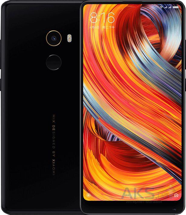 Xiaomi Mi MIX 2 6/64Gb Global Version Black - фото 1
