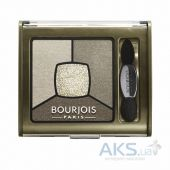 Тени Bourjois Smoky Stories Palette №04 - Rock This Khak