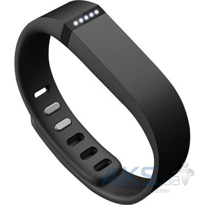 Спортивный браслет Fitbit Flex Wireless Activity + Sleep Wristband Black