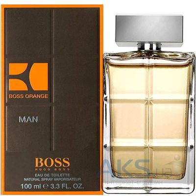 Hugo Boss Boss Orange for Men Туалетная вода 60 ml