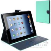 Чехол для планшета Mercury Fancy Diary Series Apple iPad mini, iPad mini 2, iPad mini 3 Turquoise - Blue