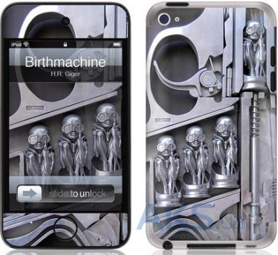 Защитная пленка GelaSkins Birthmachine for iPod touch 4G