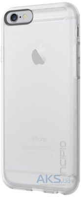 Чехол Incipio NGP for iPhone 6 Plus Translucent Frost (IPH-1197-FRST)