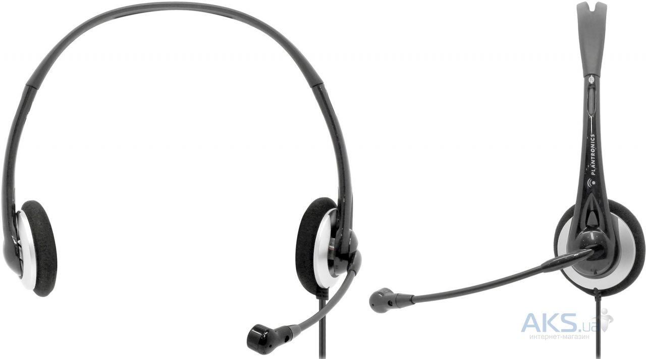 Наушники Plantronics Audio 326 Black - фото 3