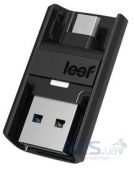 Гаджет Leef 64GB Bridge 3.0 Black
