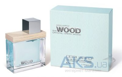 Dsquared2 She Wood Crystal Creek Wood - Парфюмированная вода 50 ml