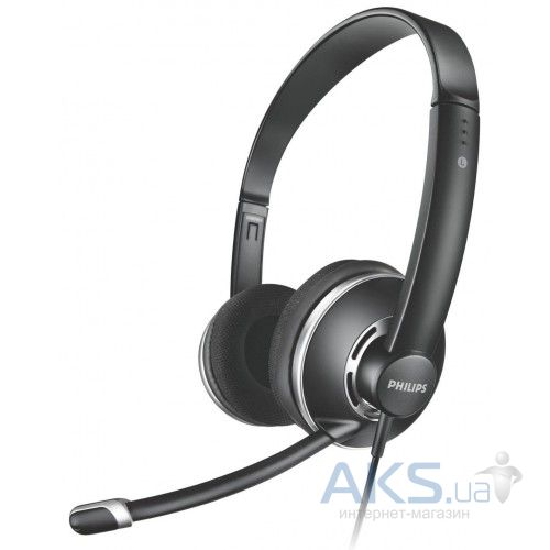 Гарнитура для компьютера Philips SHM7410U/10 Black