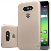 Чехол Nillkin Super Frosted Shield LG H850 G5 Gold