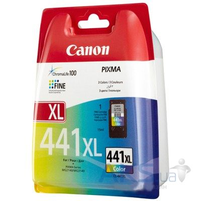 Картридж Canon CL-441XL для PIXMA MG2140/3140 (5220B001) Color