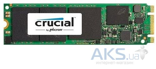 Накопитель SSD Crucial MX200 500GB M.2 (CT500MX200SSD4)