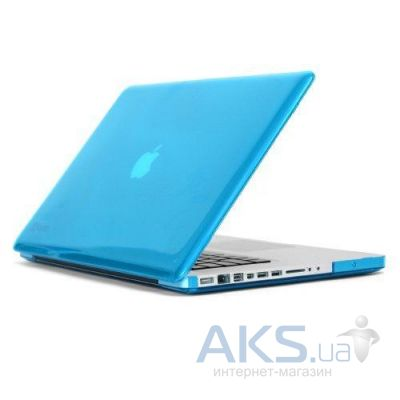 "Чехол Speck MacBook Pro 15"" Aluminum Unibody See Thru - AQUA"