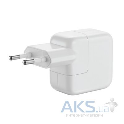 Зарядка для планшета Apple iPad 12W USB Power Adapter MD836ZM/A