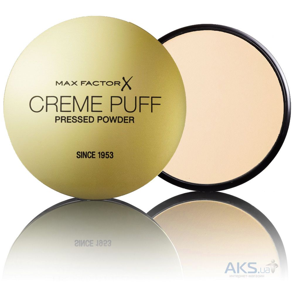 Пудра Max Factor Creme Puff 55 Candle Glow