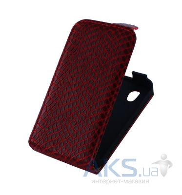Чехол Atlanta Book case for Nokia 500 Red