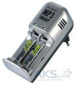 Ansmann Зарядное устройство SMART 2400 + 2 AA 2400 MAH, MIGNON.