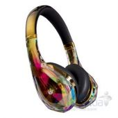 Наушники (гарнитура) Monster Diamond Tears Edge On-Ear Gold (MNS-128427-00)