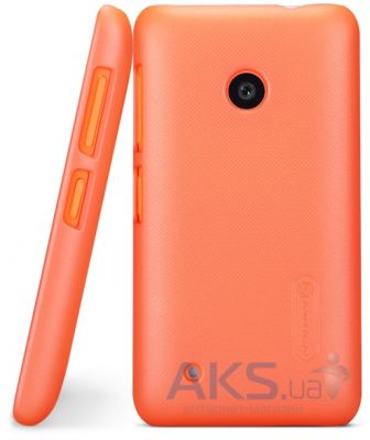 Чехол Nillkin Super Frosted Shield Nokia Lumia 530 Orange