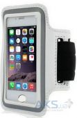 "Чехол Belkin Universal Sports Armband Apple iPhone 5, iPhone 5S, iPhone SE Silver (4""-4,5"")"