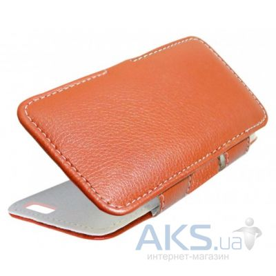 Чехол Sirius book case for Doogee X5 Orange