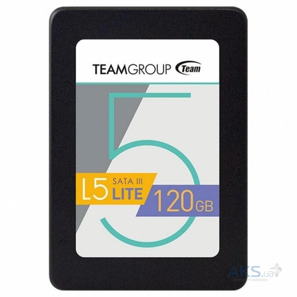 Накопитель SSD Team 120Gb L5 Lite (T2535T120G0C101)