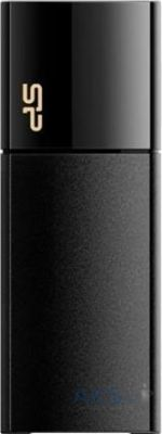 Флешка Silicon Power Blaze B05 64 Gb USB 3.0 (SP064GBUF3B05V1K) Black