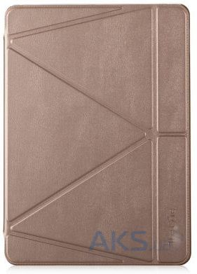 Чехол для планшета Momax The Core Smart case for iPad Air 2 Golden (GCAPIPAD6L)