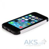 Вид 3 - Чехол ITSkins Evolution for iPhone 5/5S White (APH5-EVLTN-WITE)