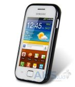 Вид 3 - Чехол Melkco Poly Jacket TPU cover for Samsung S6802 Galaxy Ace DuoS Black (SS6802TULT2BKMT)