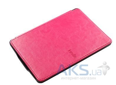 Обложка (чехол) Amazon Kindle Paperwhite Leather Cover Pink