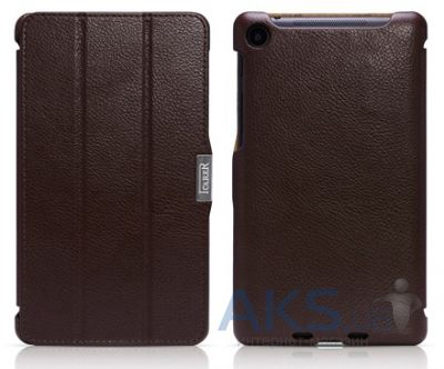 Чехол для планшета iCarer Leather Case for Google Nexus 7 (II) Brown (RG701br)