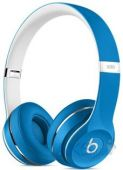Вид 2 - Наушники (гарнитура) Beats Solo2 On-Ear Headphones Luxe Edition Blue