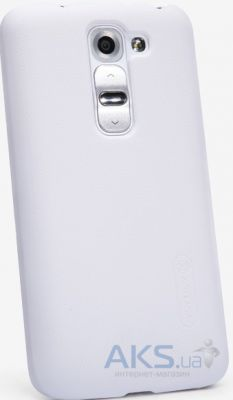 Чехол Nillkin Super Frosted Shield LG Optimus G2 Mini D618 White