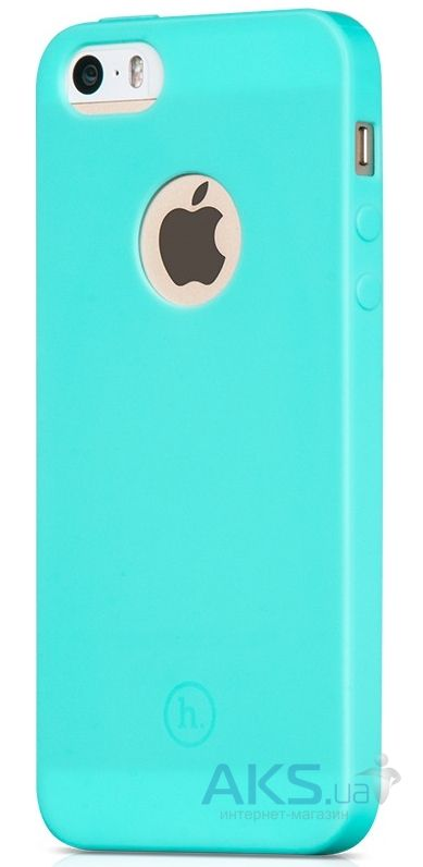 Чехол Hoco Juice Series Apple iPhone 5, iPhone  5S, iPhone SE Blue