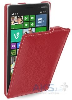 Чехол TETDED Leather Flip Series Nokia Lumia 830 Red