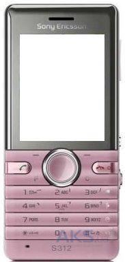 Корпус Sony Ericsson S312 Pink − купити в Києві та Україні 285bcff853a00