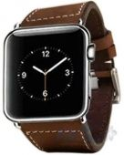 Lunatik Chicago Band for Apple Watch 42 mm Brown