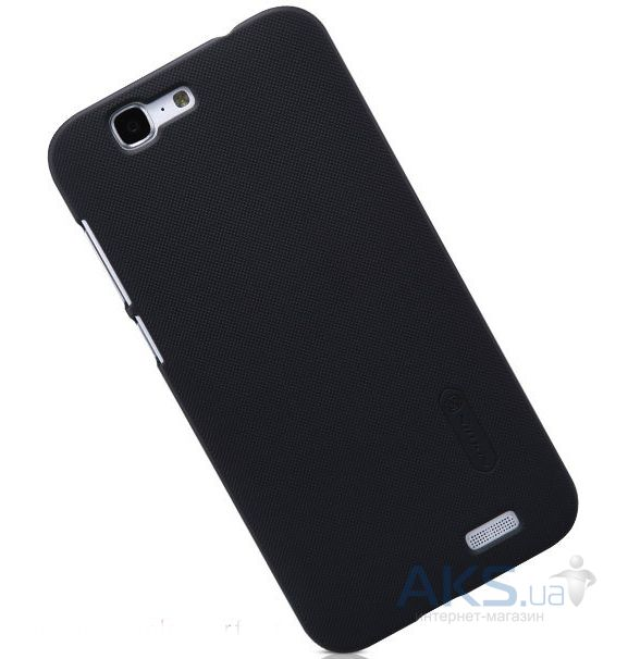 Чехол Nillkin Super Frosted Shield Huawei Ascend G7 Black