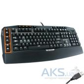 Клавиатура Logitech G710 Gaming Black