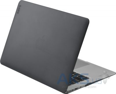 Чехол Laut Huex для MacBook Air 13 Black (LAUT_MA13_HX_BK)
