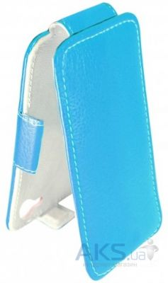 Чехол Sirius flip case for Lenovo A1000 Blue