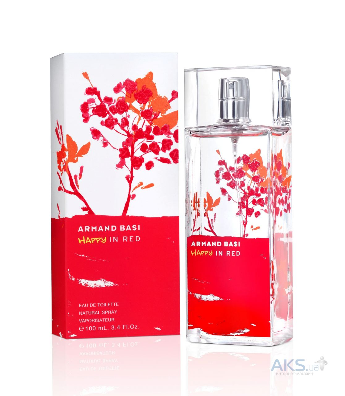 Armand Basi Happy In Red Туалетная вода 30 ml
