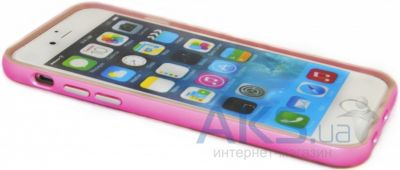 Чехол SGP NEO Hybrid EX Apple iPhone 6, iPhone 6S White Pink