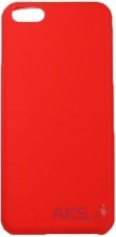 Чехол Melkco Air PP Apple iPhone 6, iPhone 6S Red (APIP6FUTPPRD)