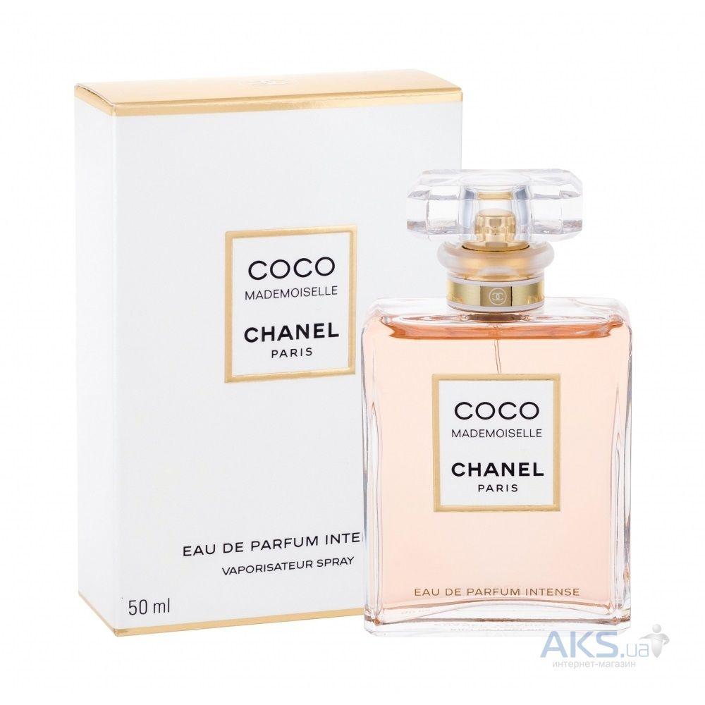 Chanel Coco Mademoiselle Eau De Parfum Intense Парфюмированная вода 50 ml 44a121a6e34ad