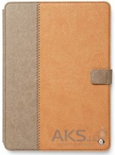 Чехол для планшета Zenus iPad Air Leather Case Masstige Leather E-Note Diary Series Camel